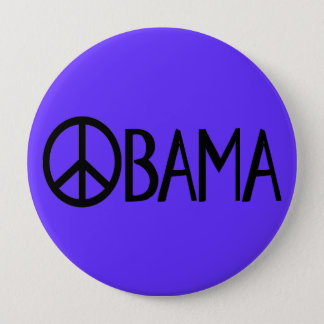 Obama Peace Button