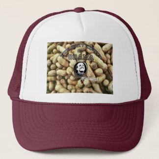 Obama peanuts FRESH GUARANTEED Trucker Hat