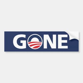 """Obama, pegatina para el parachoques """"IDA"""" Pegatina Para Auto"""
