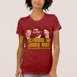 Obama Pelosi Reid - Destroying the American Dream Tee Shirt