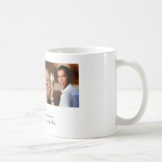 Obama Pelosi Reid Never before Coffee Mug