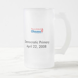 Obama Pennsylvania PA Mug