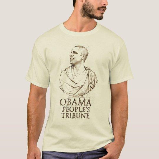 Obama People's Tribune T-Shirt