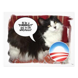 Obama Pet/Political Humor Flyer