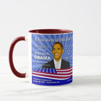 Obama Philadelphia Pennsylvania Celebration Mug