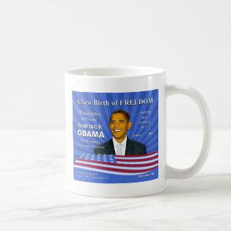 Obama - Philadelphia Welcomes You Mug