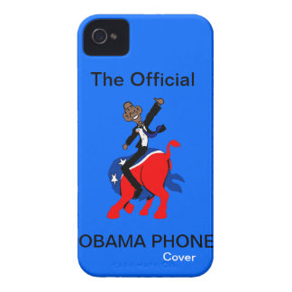 OBAMA PHONE Cover Case-Mate iPhone 4 Case