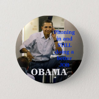 obama phone, OBAMA, Button