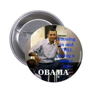 obama phone, OBAMA, Pins