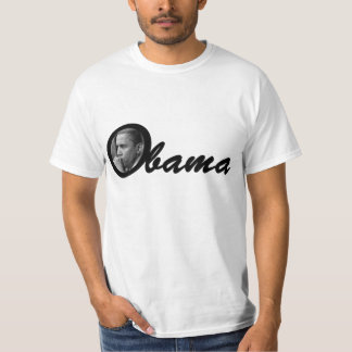 Obama Picture in the 'O' Shirt