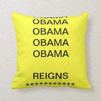 OBAMA  Pillow