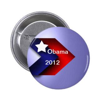 Obama Pin Redondo 5 Cm