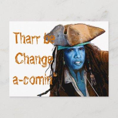 Obama Pirate