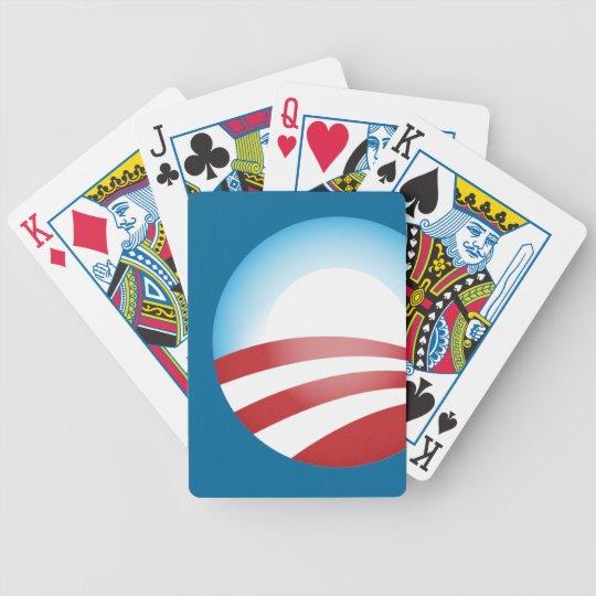 Obama Playing Cards