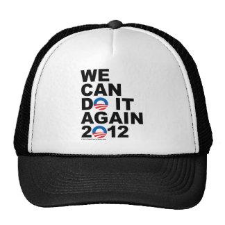 Obama: Podemos hacerlo otra vez Gorras