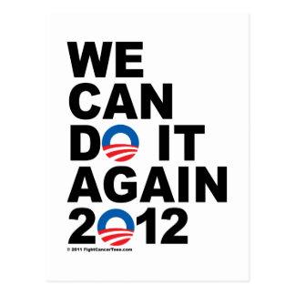 Obama: Podemos hacerlo otra vez Tarjetas Postales