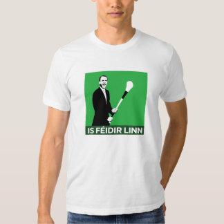 ¡O'Bama podemos sí en irlandés! Camisas