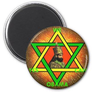 Obama podemos sí imán