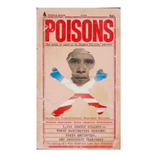 Obama Poisons 1001 Deadly Killers of America Poster