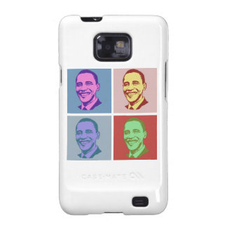 Obama Pop Art Galaxy S2 Cover