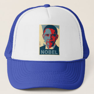Obama Pop Art Nobel Peace Prize T shirt Trucker Hat