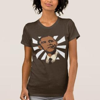 Obama Pop Art Raylights T-Shirt