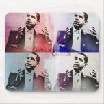 Obama_popArt2 Mouse Mat