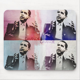 Obama_popArt2 Mouse Pad