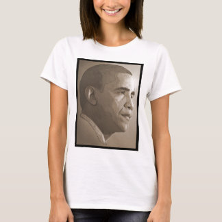 Obama Portrait T-Shirt