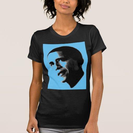 obama portrait tee shirts
