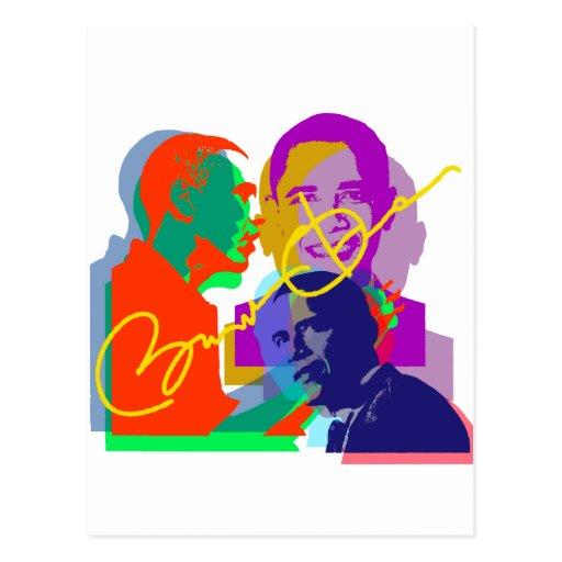 Obama Postcards