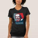 Obama Poster - Galileo Telescope Tshirts
