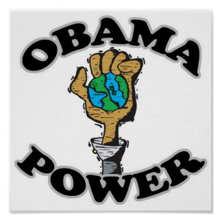 Obama Power Posters