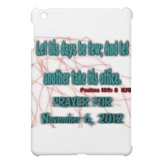 Obama Prayer iPad Mini Covers