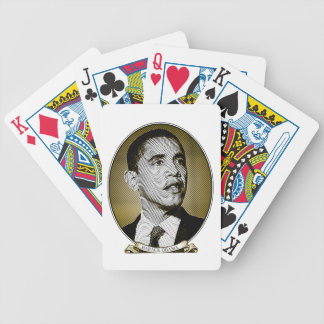 Obama President of The United States Bicycle Playing Cards