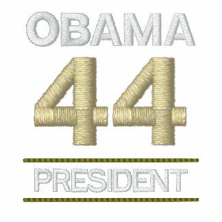 OBAMA - presidente 44 - camisa bordada