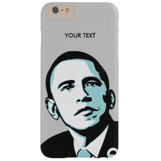 Obama Presidential Election Clover Barely There iPhone 6 Plus Case