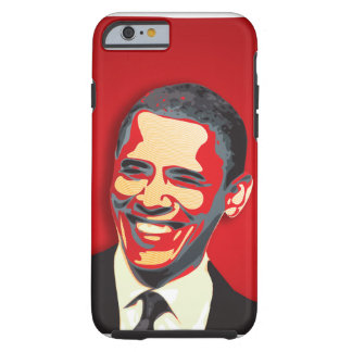 Obama Presidential Election Red iPhone 6 Case