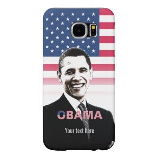 Obama Presidential Election Samsung Galaxy S6 Case