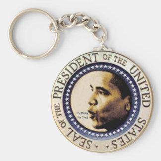 Obama Presidential Seal Keychain