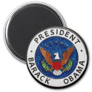 Obama Presidential Seal Magnet