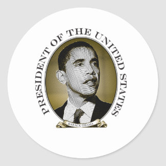 Obama Presidential Seal Sticker