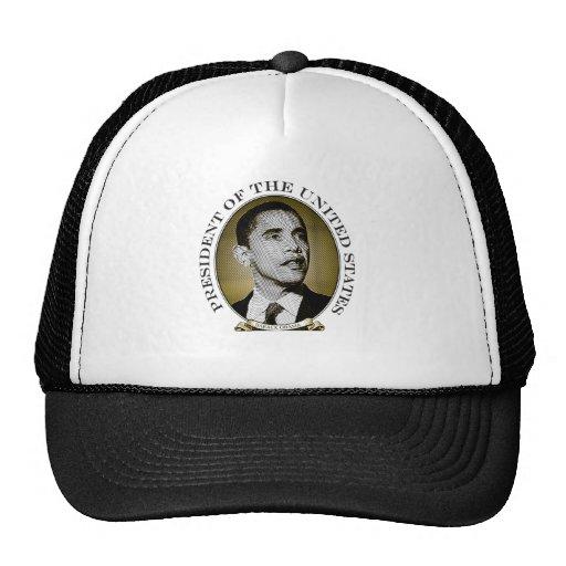 Obama Presidential Seal Trucker Hat
