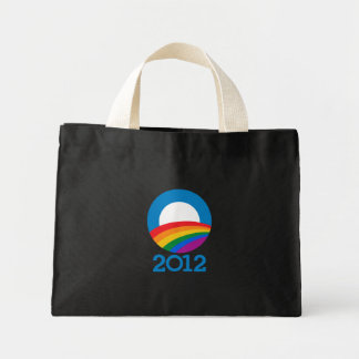 Obama Pride 2012 Canvas Bag