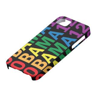 Obama Pride 2012 (Black) iPhone 5 Case