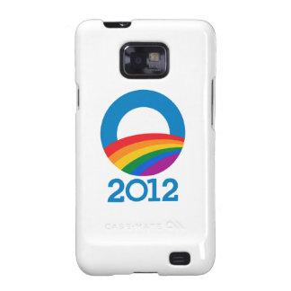 Obama Pride 2012 Galaxy SII Cover
