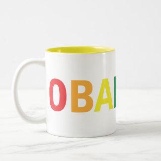 Obama Pride 2012 Coffee Mug