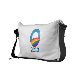 Obama Pride 2012 Courier Bags