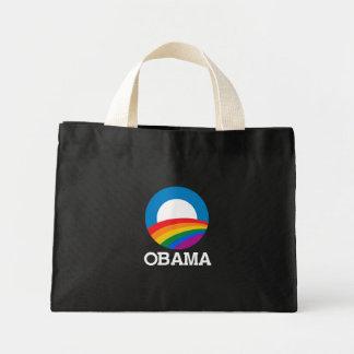 Obama Pride Canvas Bag