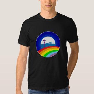 Obama Pride, Ltd Edition Seattle Shirt, Black T-Shirt